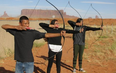 MVHS archers are on target