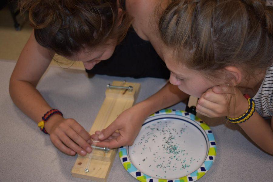 Colorado students visit MVHS