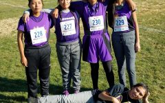 Lady Cougars race to 5th spot in State meet